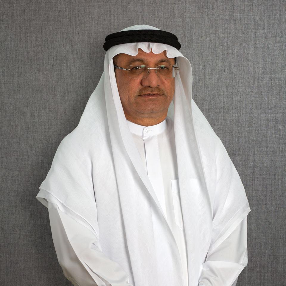 H.E. Humaid Mohamed Obaid Al Qutami